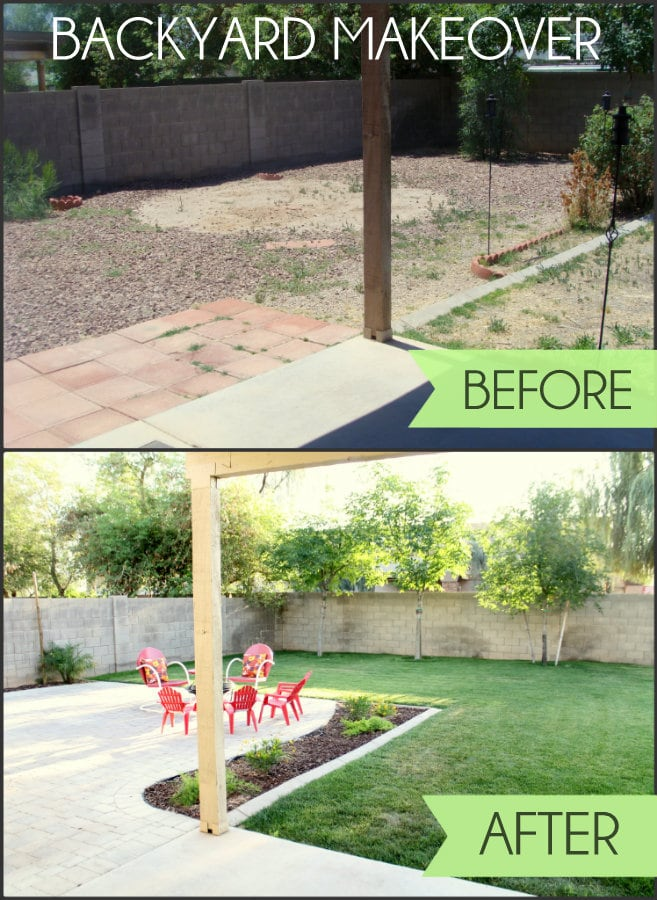Backyard Improvements On A Budget