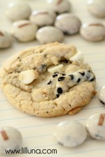 Cookies n Cream Cookies. These are so good! #cookies