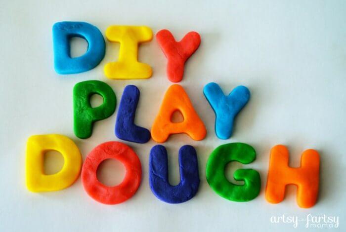 DIY Play Douh