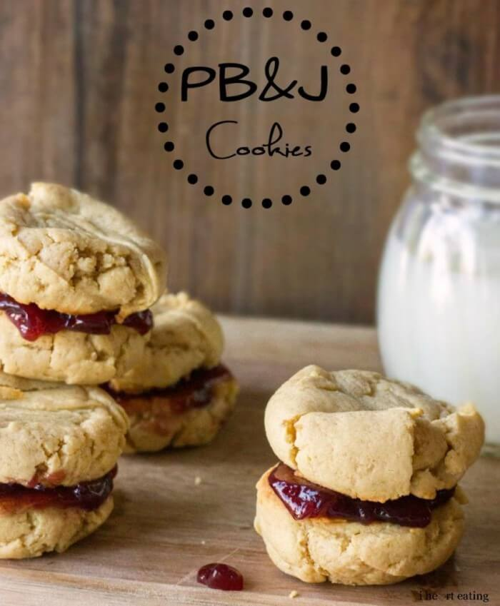 PB&J Cookies