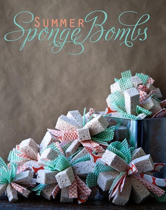 Summer Sponge Bombs