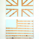 DIY Wooden Flags on { lilluna.com }