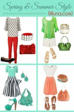 Spring Style Tips on { lilluna.com }