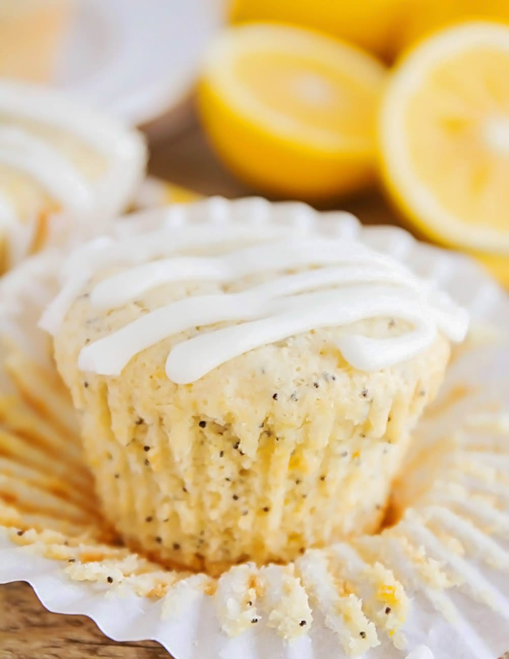 Poppy Seed Muffin recipe