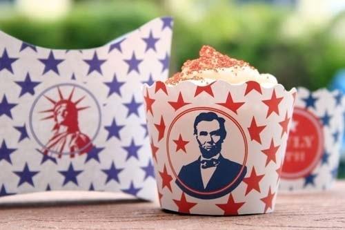 4th of July Decor Ideas to make your home look more patriotic and festive! { lilluna.com }