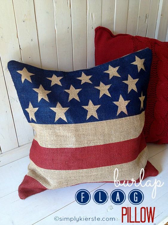 4th of July Decor Ideas to make your home look more patriotic and festive! { lilluna.com }