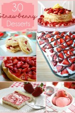 30 Strawberry Desserts! ALL of these look so amazing!! { lilluna.com }