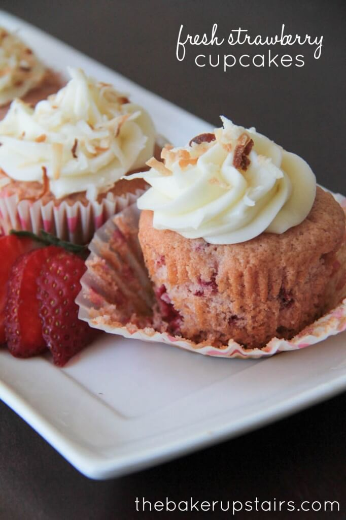 fresh_strawberry_cupcakes