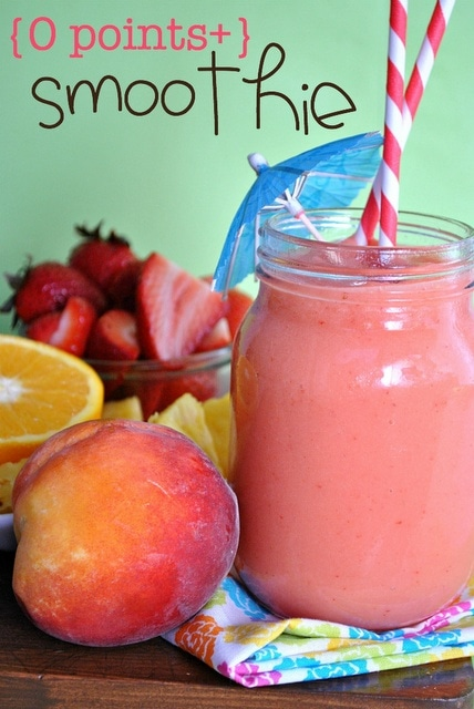 20 smoothie recipes - perfectly refreshing treats for those hot summer days! { lilluna.com }