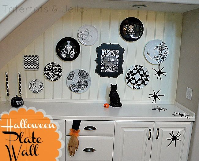 45 Halloween Decor Ideas   TONS Of Spooky And Fun Halloween Decorations To  Inspire You!