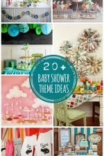 20+ Baby Shower Themes + Huggies Pinspiration