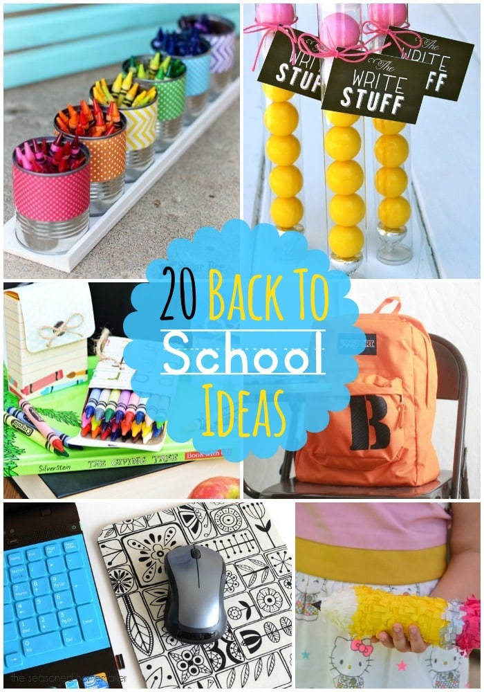 Classroom Ideas Back To School ~ Back school teacher gifts