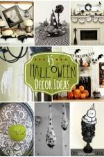 45 Halloween Decor Ideas