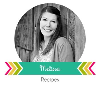 Melissa - Recipes Contributor