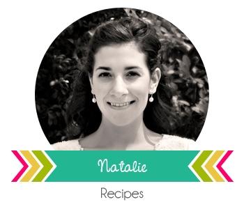 Natalie - Recipe Contributor