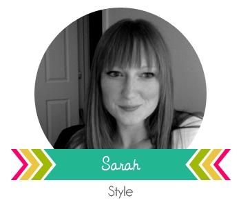 Sarah - Style Contributor