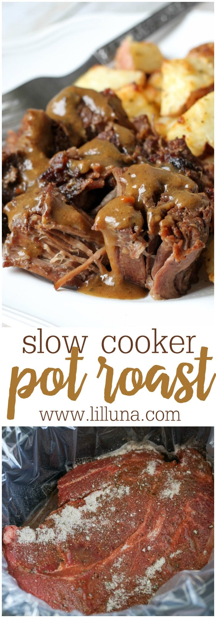 Chuck Roast Slow Cooker