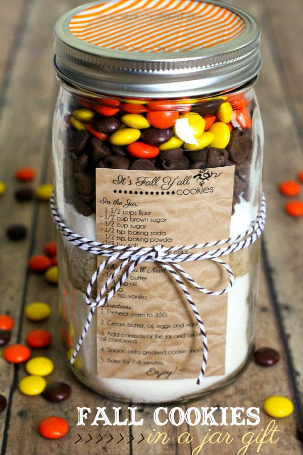 Cookies jars recipes