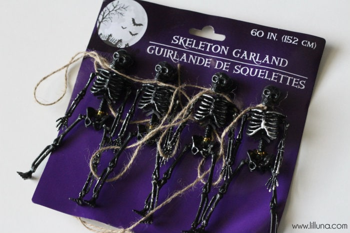 Skeleton Pudding Cups - 1