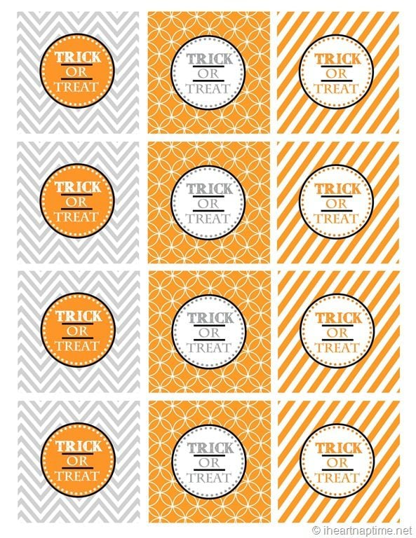 Intrepid image throughout free printable halloween tags
