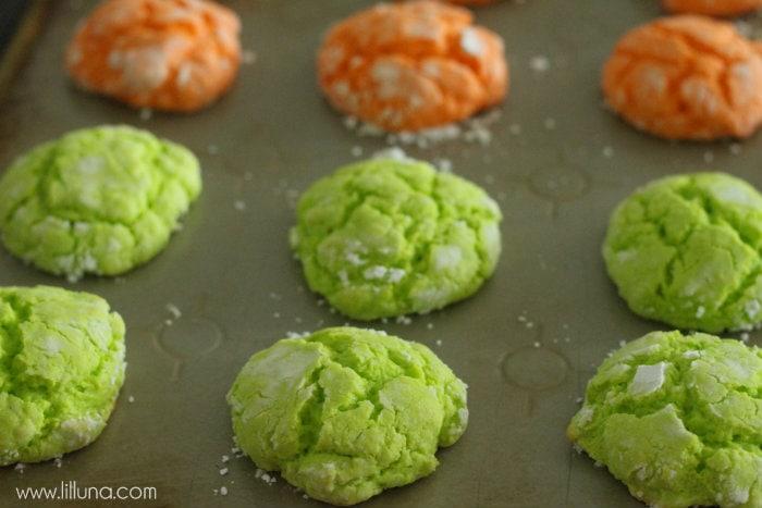 Gooey Monster Cookies - 5