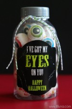 I've Got My Eyes on You Gift Idea