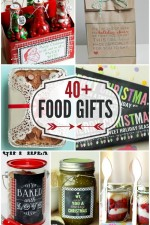 40 + Food Gifts - perfect for holiday neighbor gifts!! { lilluna.com }