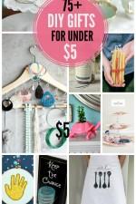 75+ Gift Ideas under $5