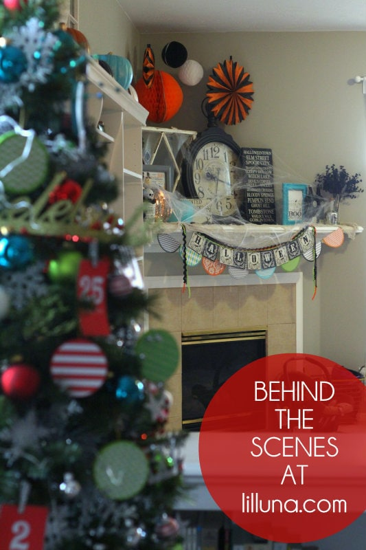 Behind the Scenes - Dream Tree Challenge 2013
