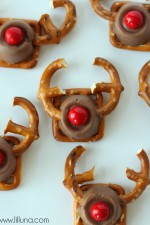 CUTE Rudolph Treats