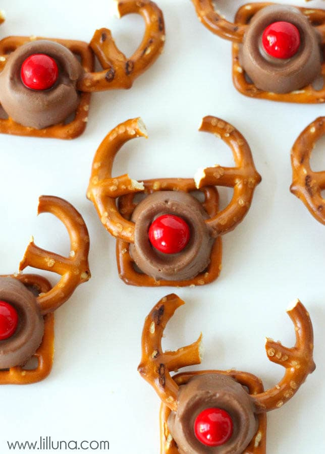 CUTE Rudolph Treats_
