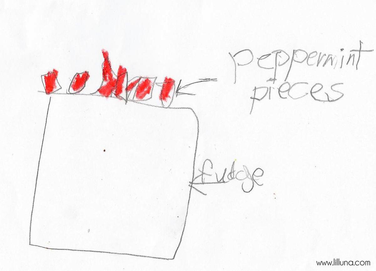 The Game Plan: Peppermint Crunch Fudge