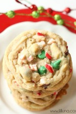 Super easy and super yummy - Peppermint Chocolate Chip Cookies