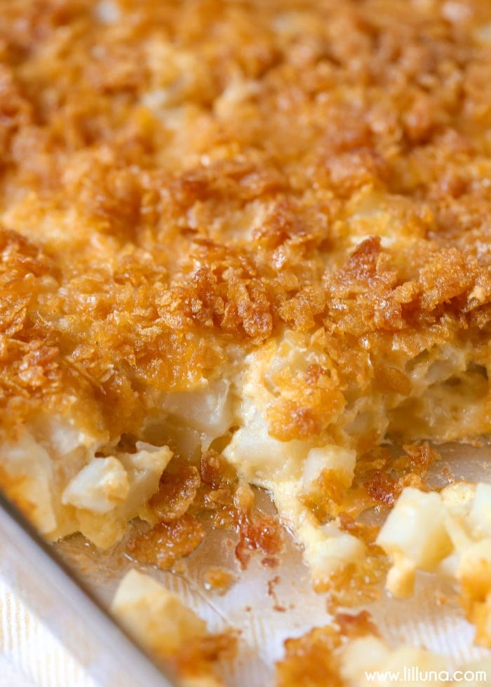 Funeral Potatoes (aka Party Potatoes)