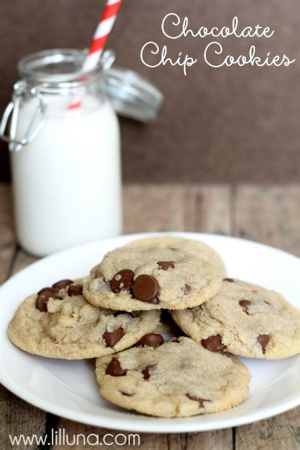 Handle The Heat Brown Butter Chocolate Chip Cookies