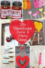 25+ Valentines Party Ideas