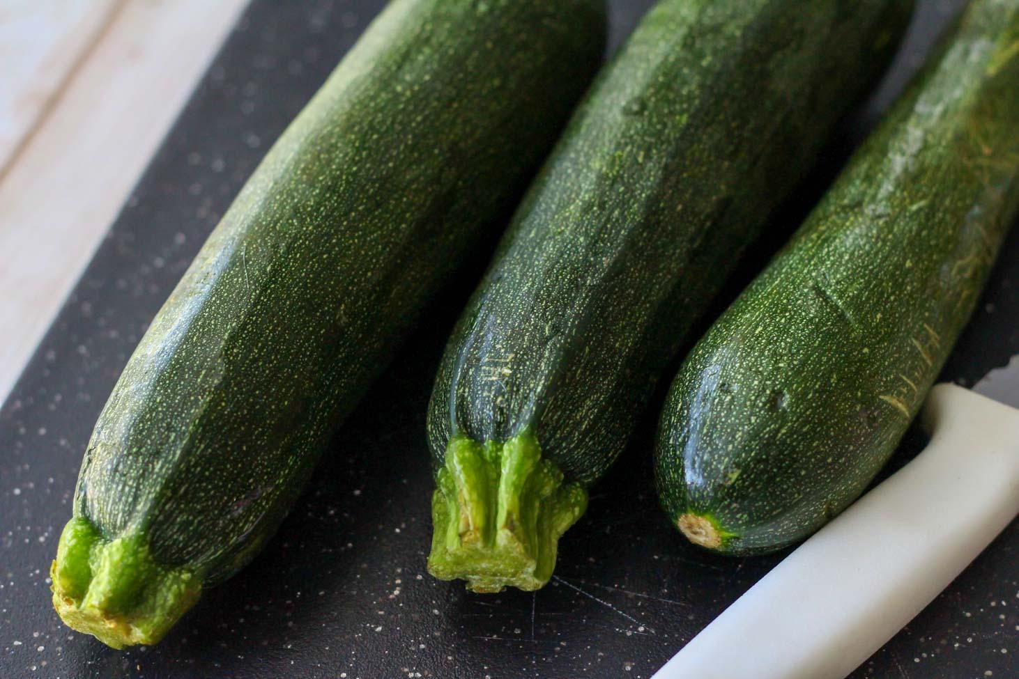 Zucchini for Parmesan Zucchini Recipe