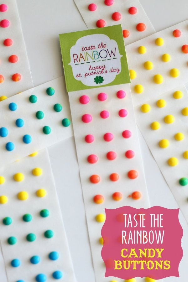 50+ Rainbow Treats perfect for St. Patrick's Day!! { lilluna.com } Colorful & yummy treats including, cake, fudge, pretzels, kabobs, & waffles.