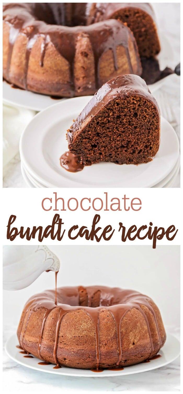 Best Chocolate Bundt Cake Recipe