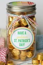 Golden Gift Idea