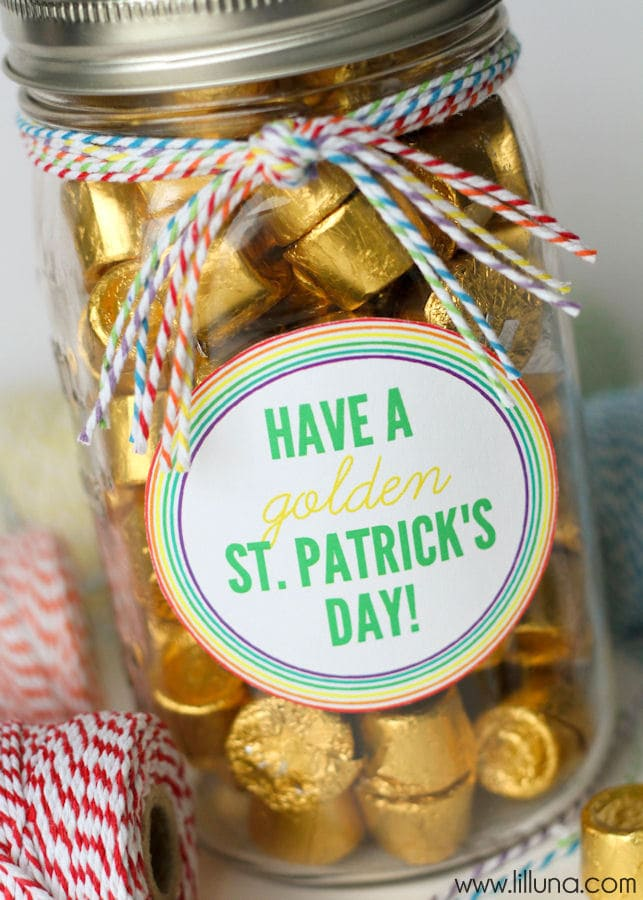 CUTE St. Patrick's Day Gift