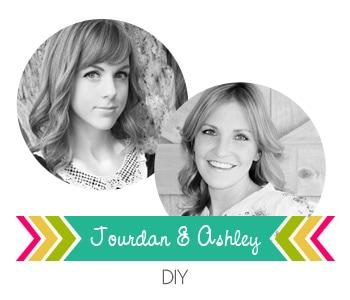 Ashley&Jourdan - DIY