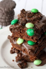 Frosted-Thin-Mint-MM-Brownies-7
