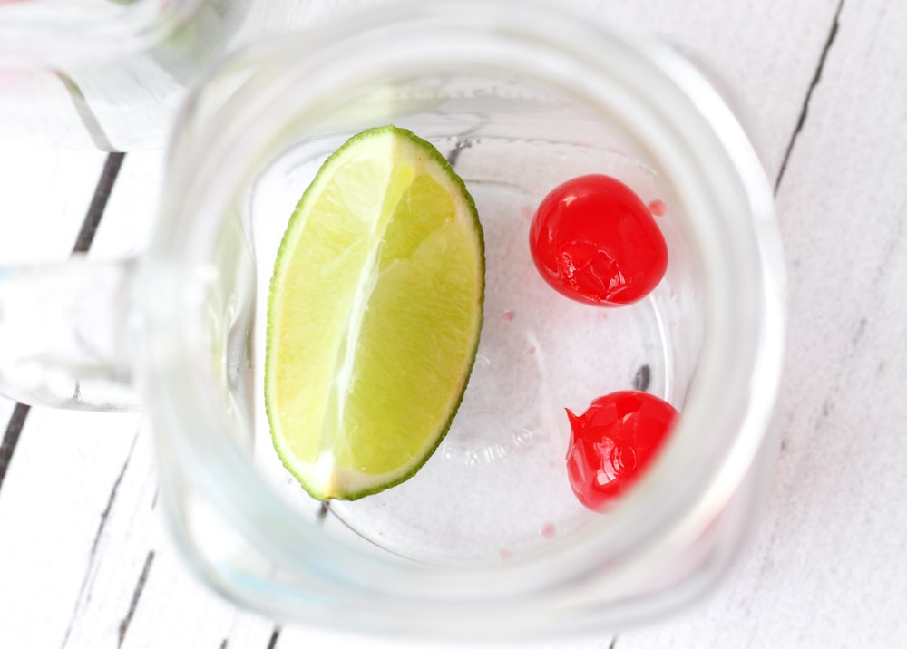 Cherry limemade recipe