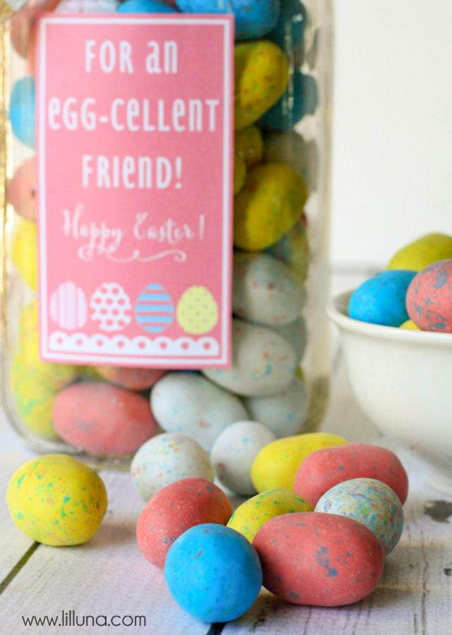 Egg cellent easter gift idea egg cellent easter gift ideas cute and inexpensive negle
