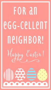 Egg-Cellent Neighbor-PINK Print