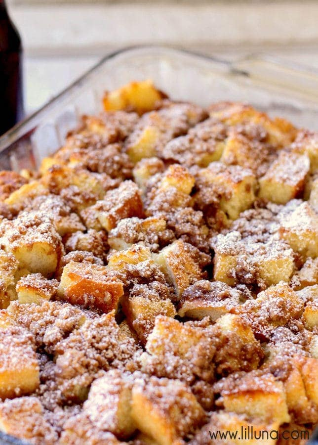 Super Delicious Overnight French Toast Bake recipe - so good ...
