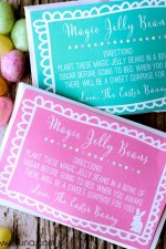 Magic Easter Jelly Beans