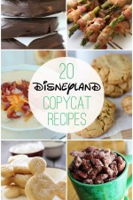 20+ Disneyland Copycat Recipes