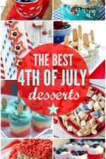 50+ 4th of July Treats